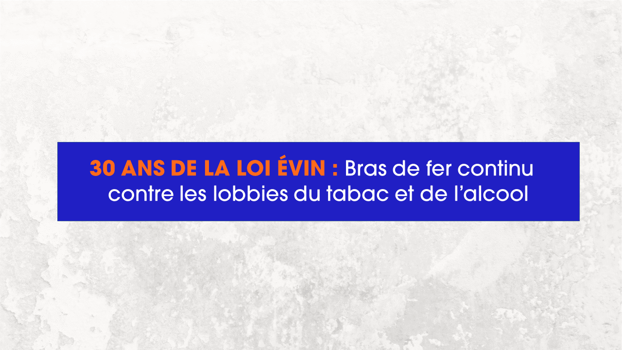 Loi Evin ACT